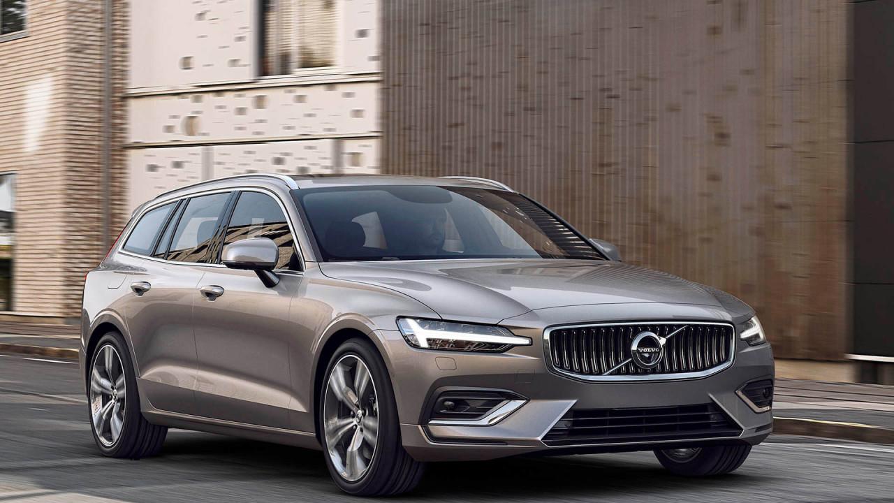 Volvo: SPA und CMA