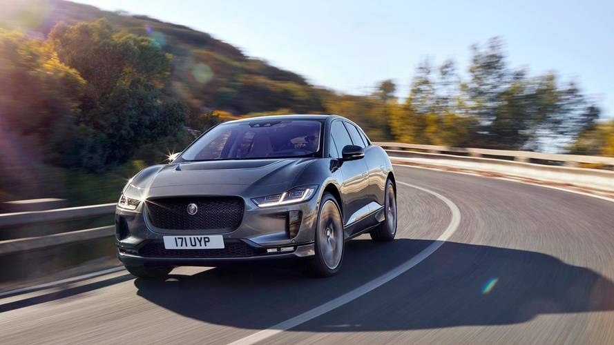 Jaguar I-Pace SVR May Be Too Powerful, Could Hit 60 In 1.8 Seconds