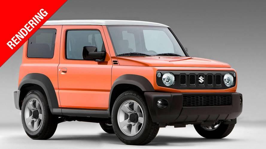 """Suzuki Jimny, il """"mini"""" fuoristrada pronto a rinnovarsi"""