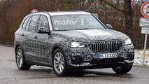 2019 BMW X5 Spy Photos