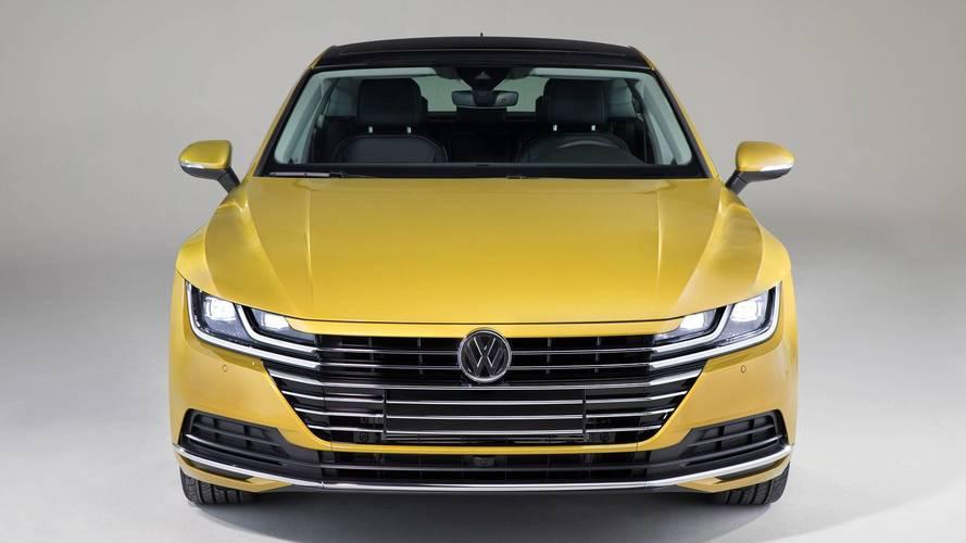 2018 Volkswagen Arteon - ABD Spec