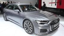 Audi A6 2018 en el salon de Ginebra