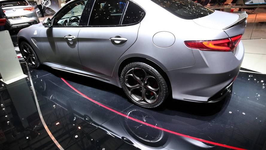 Alfa Romeo at the 2018 Geneva Motor Show