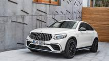 Mercedes-AMG GLC 63 S - 3.8 saniye