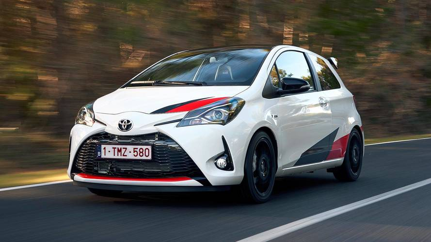 2018 Toyota Yaris GRMN First Drive: Wicked Fun