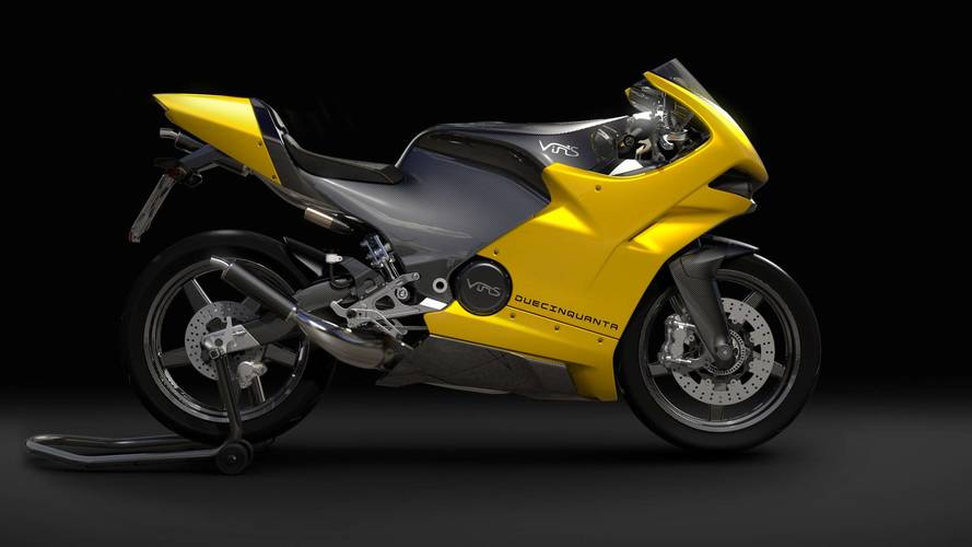 Meet The Vins Duecinquanta, A Featherweight Italian Two-Stroke Bike
