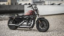 2018 Harley-Davison Forty-Eight