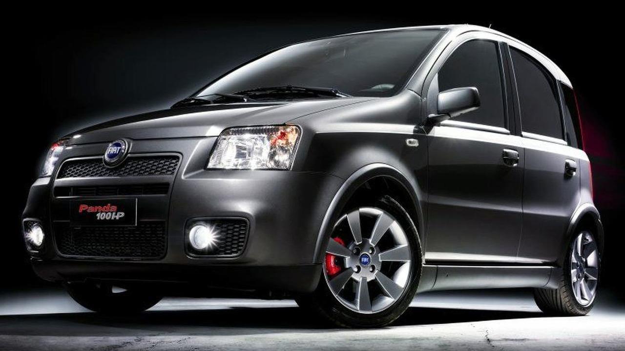 100hp Fiat Panda