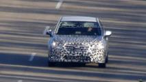 2015 Subaru Outback spy photo