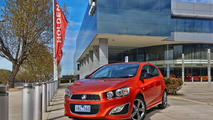 2014 Holden Barina RS specs released, priced from 20,990 AUD