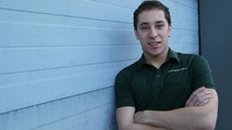 Robin Frijns Caterham F1 Team Leafield UK