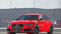 Audi RS6 Avant dialed to 700 HP by HPerformance