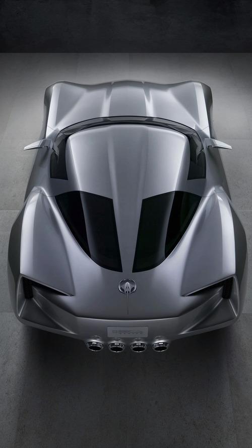 Corvette Stingray Concept AKA Autobot SIDESWIPE Unveiled in Chicago