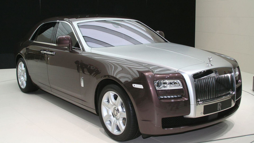 Rolls-Royce Ghost lineup set to expand