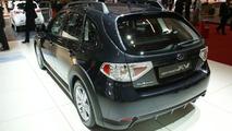 Subaru Impreza live in Geneva XV 04.03.2010
