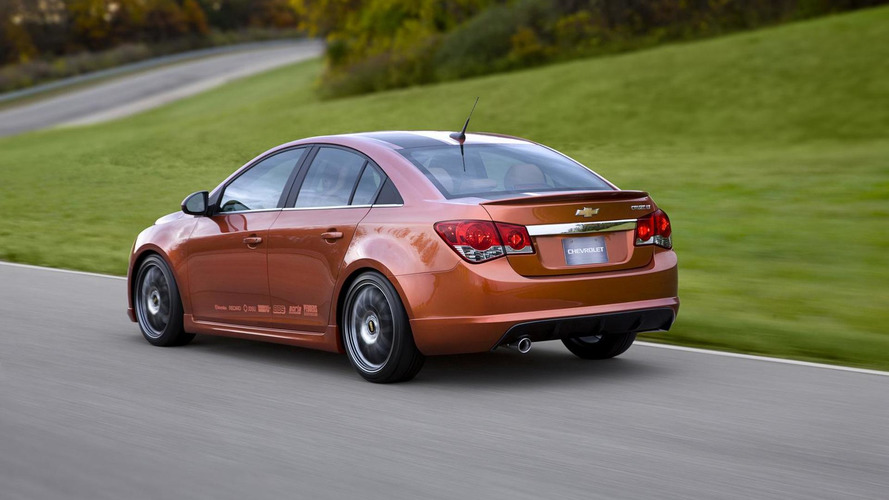 Holden Cruze SS under development - report