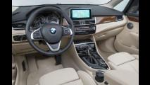Navigatori auto, BMW Serie 2 Active Tourer