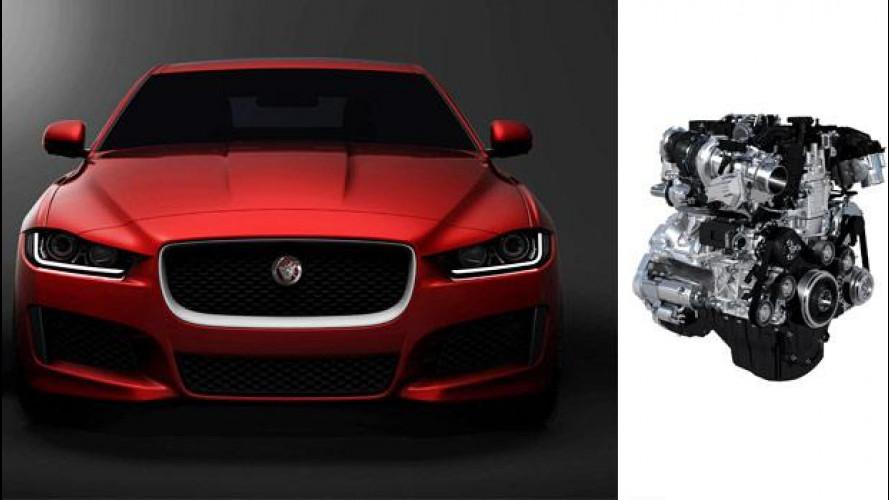 Jaguar Land Rover: ecco i nuovi motori Ingenium