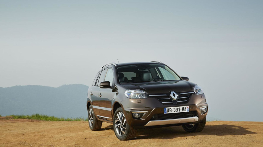 Second generation Renault Koleos confirmed for 2016 launch