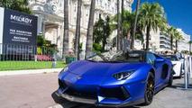 Lamborghini Aventador Roadster by DMC 19.8.2013