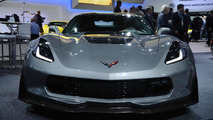 2015 Chevrolet Corvette Z06 live at 2014 NAIAS