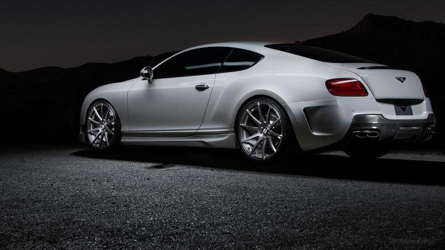 Vorsteiner unveils their Bentley GT BR10-RS