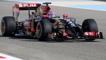 Romain Grosjean 19.02.2014 Formula One Testing Bahrain