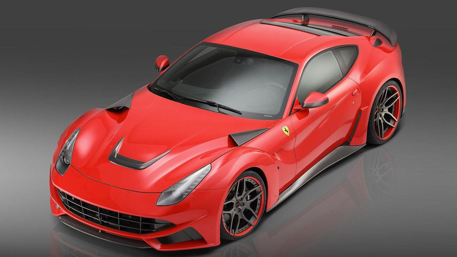 Novitec Rosso F12 N-LARGO revealed