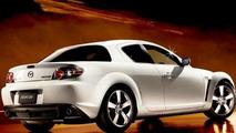 Mazda RX-8 Rotary Engine 40th Anniversary Edition
