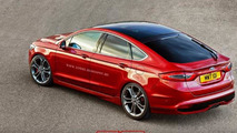 2015 Ford Mondeo ST render