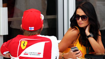 Raikkonen becomes father
