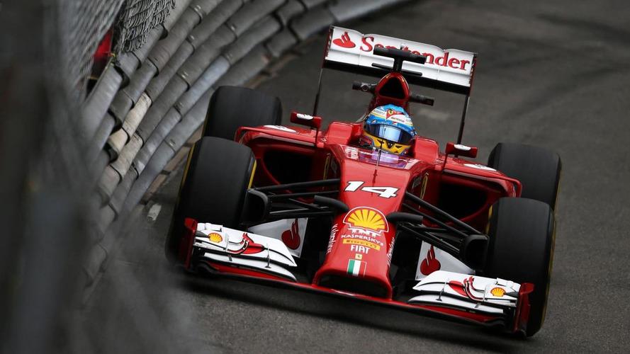Alonso not considering Ferrari exit - spokesman