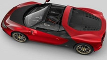 Ferrari 458 Spider-based Pininfarina Sergio considered for production