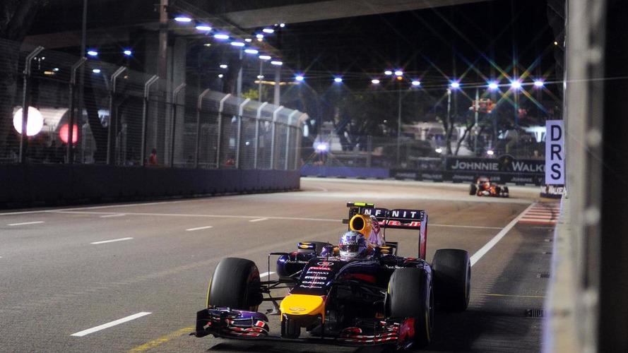 McLaren accuses Red Bull of clampdown breach
