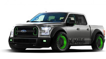2015 Ford F-150 Vaughn Gittin Jr. street truck for SEMA