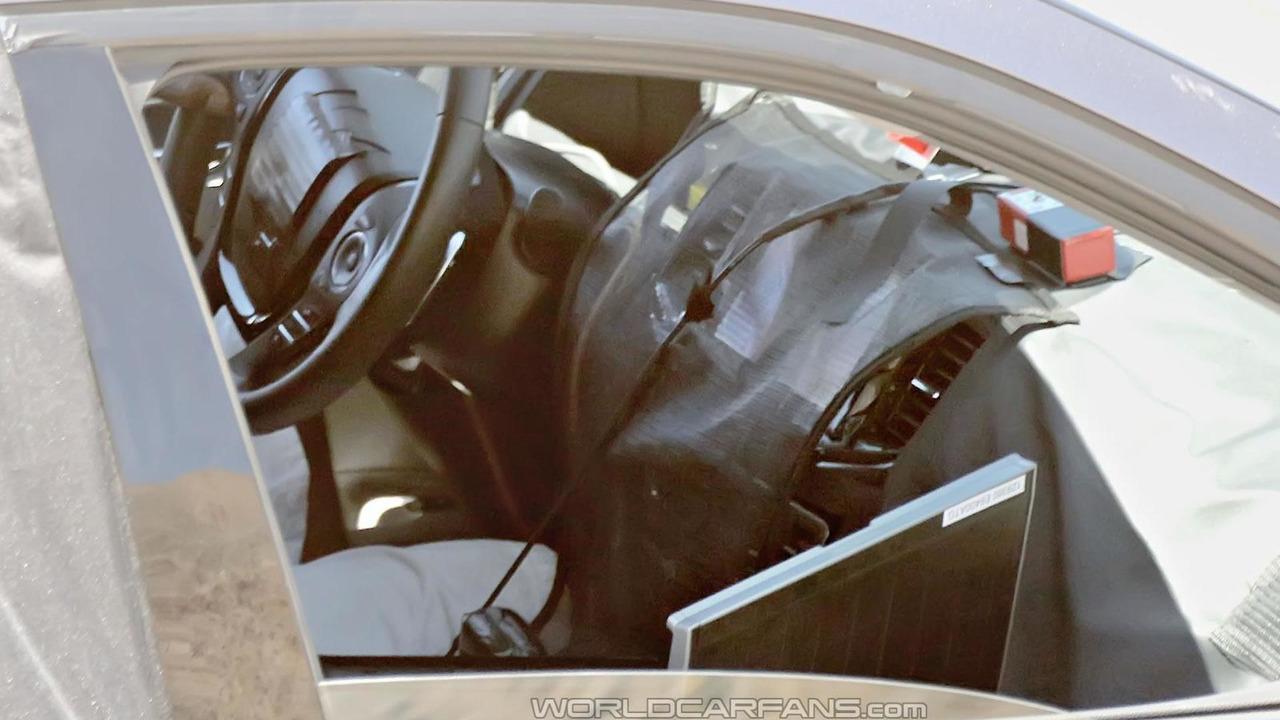 2016 Honda Pilot spy photo