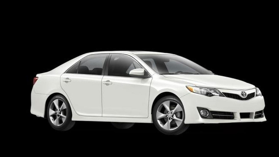 2013 Toyota Camry SE Sport Limited Edition announced