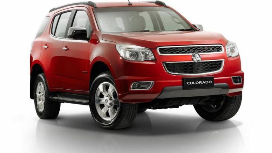 Holden Colorado 7 launched - 2012 AIMS