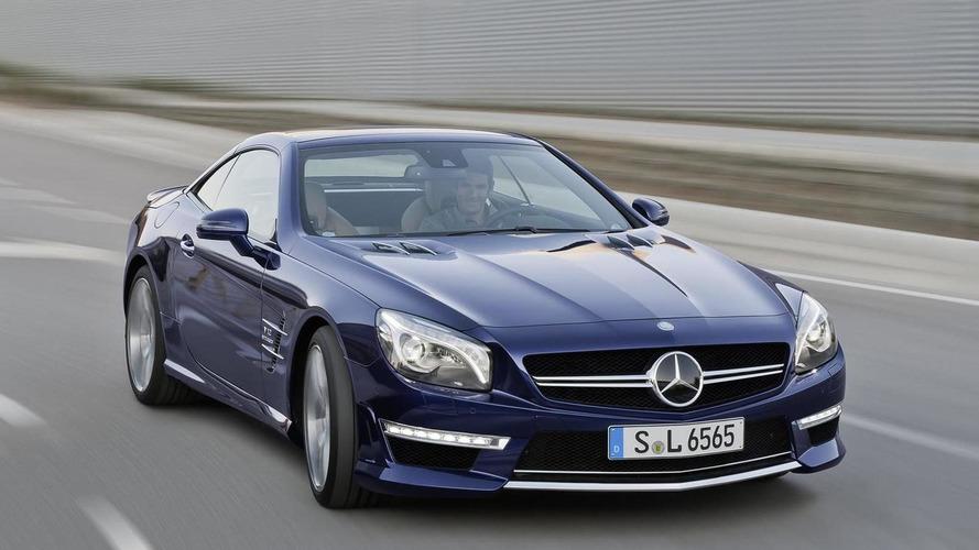 Mercedes-Benz SL Serisi