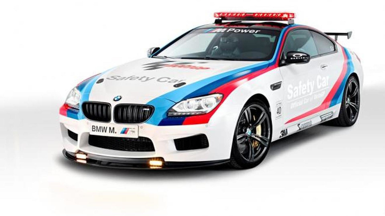 2012 BMW M6 MotoGP Safety Car, 1024, 17.5.2012