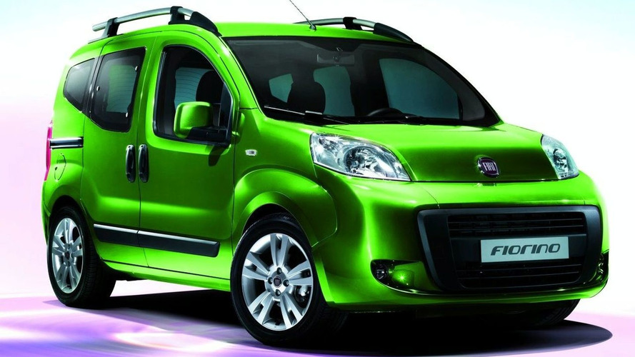 Fiat Fiorino MPV Previewed at the Geneva Motor Show