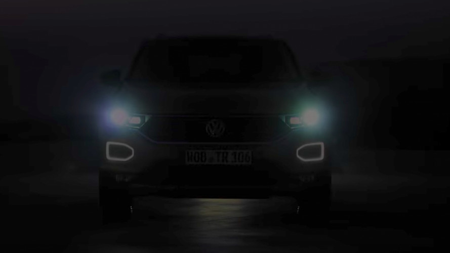 Volkswagen T-Roc, il primo video teaser ufficiale