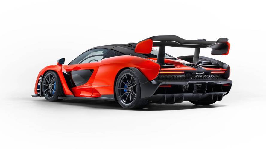 mclaren senna 2018 l 39 a rodynamique son paroxysme. Black Bedroom Furniture Sets. Home Design Ideas
