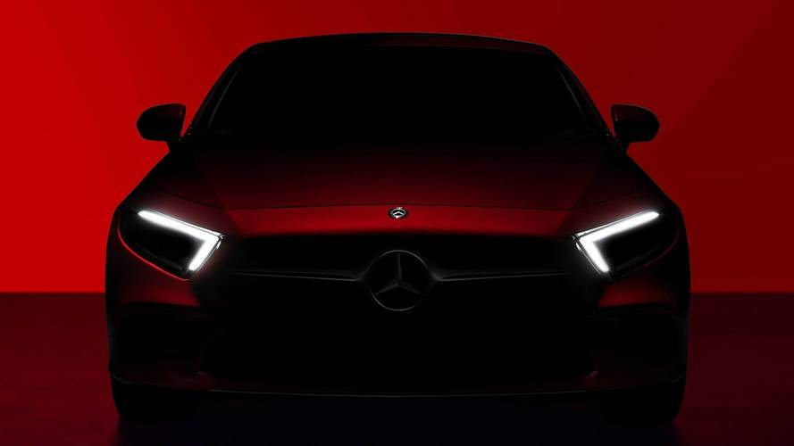 Mercedes-AMG CLS 53 Confirmed For Detroit Debut As 429-HP Hybrid