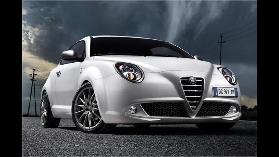 Alfa Romeo: MiTo Quadrifoglio Verde als starker IAA-Blickfang