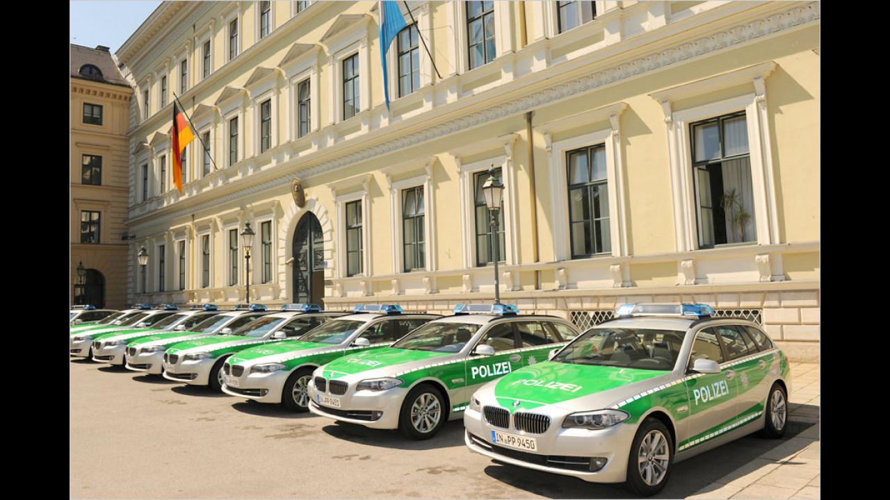 BMW 5er Touring (2011)