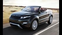 Land Rover pode retomar versão Cabrio do Evoque no próximo ano