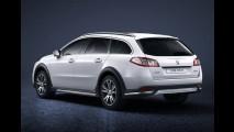 Peugeot 508 2015 ganha novo visual - veja galeria
