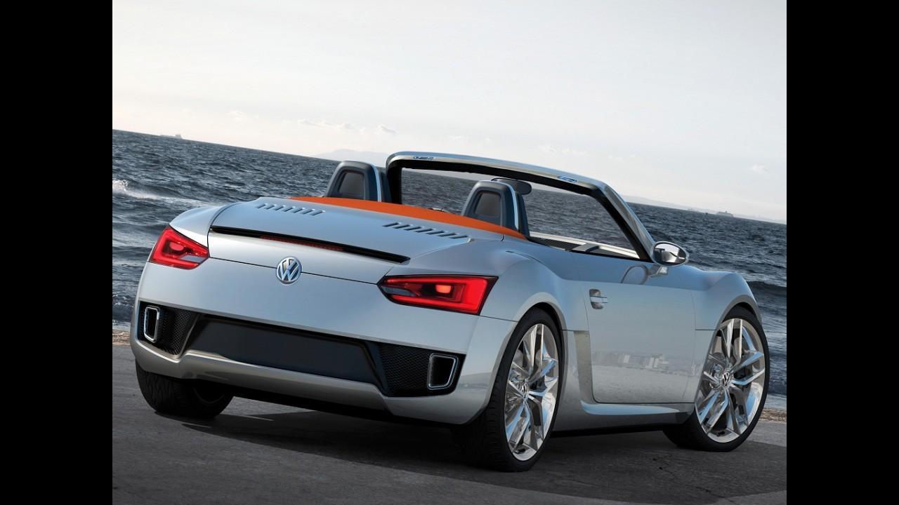 Cancelado: Volkswagen descarta versão de produção do conceito BlueSport