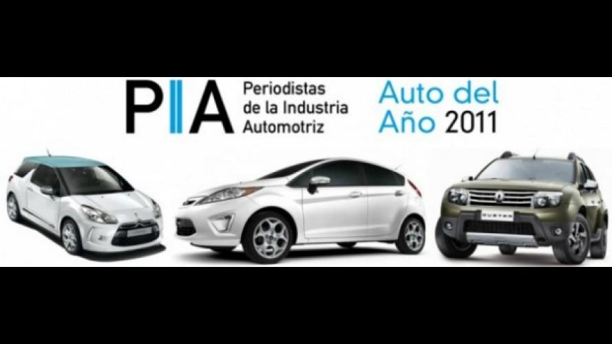ARGENTINA: New Fiesta é o CARRO DO ANO 2011 e Duster vence entre os utilitários
